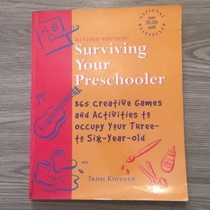 Surviving your preschooler 365 ways book